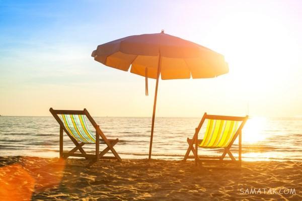 متن های ادبی درباره تابستان
